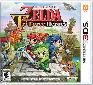 The Legend of Zelda: Triforce Heroes | Download 3DS CIAs