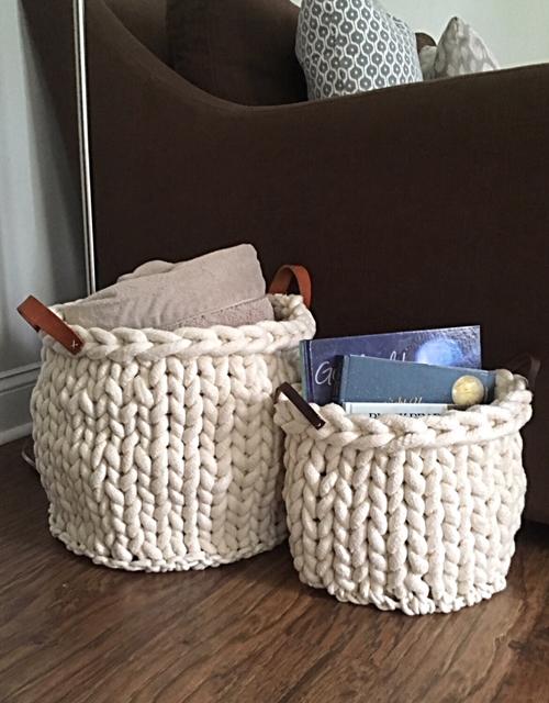 Sandhills Basket - Free Pattern