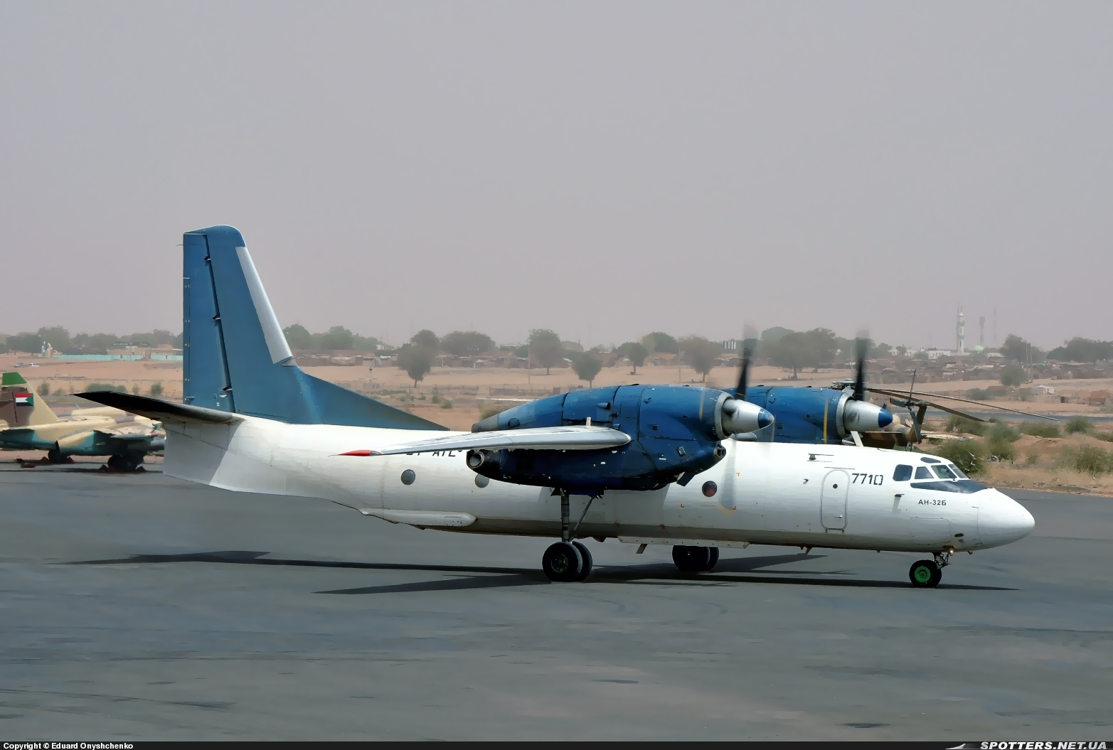 Sudanese Air Force An-32