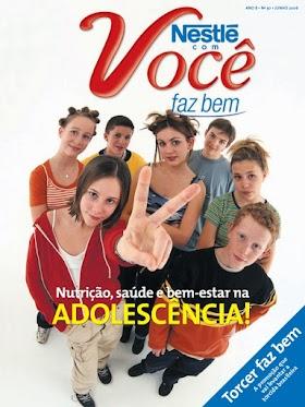 Adolescência: Nutrição, Saúde e Bem-estar - Nestlé