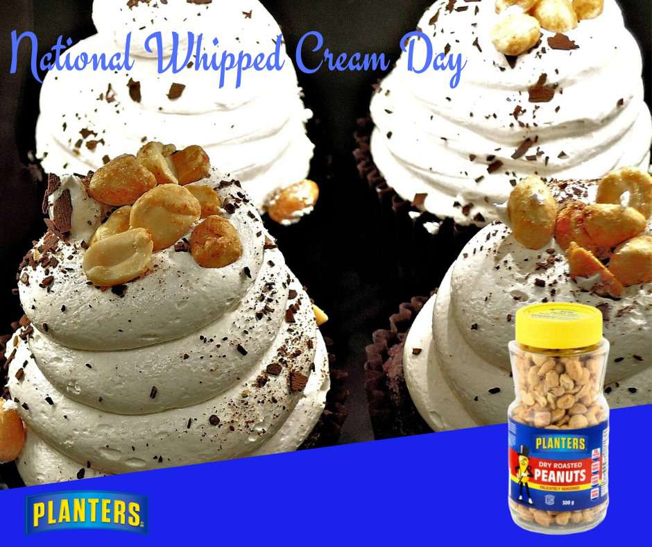 National Whipped Cream Day Wishes Pics