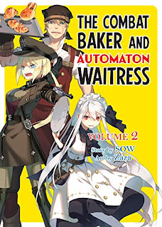 Download Novel The Combat Baker and Automaton Waitress