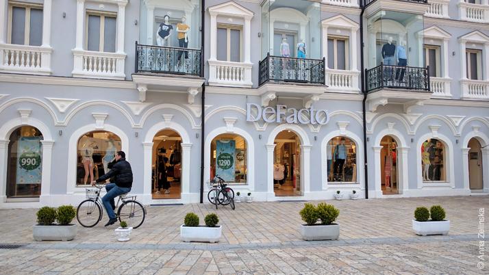 Магазины в Шкодоре, Албания