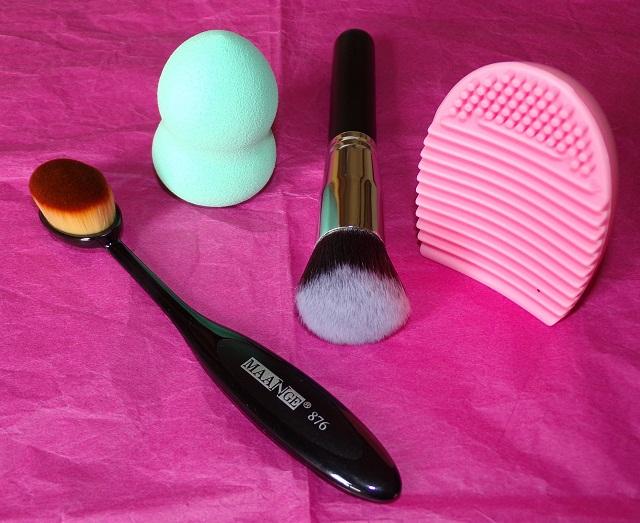 #maquillaje #brochas_maquillaje