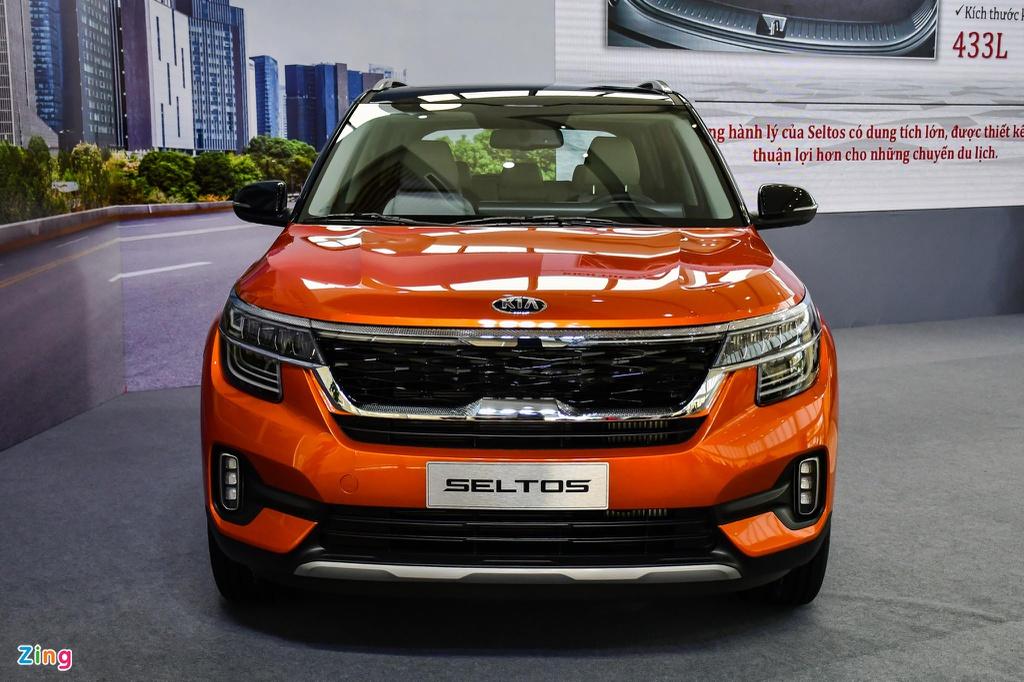 Chi tiết Kia Seltos 2020 tại VN, đối thủ Hyundai Kona và Ford EcoSport