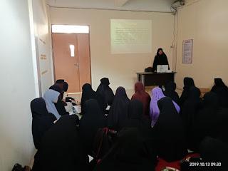 Up Grading Tim Karakter Kampus Putri STID Mohammad Natsir