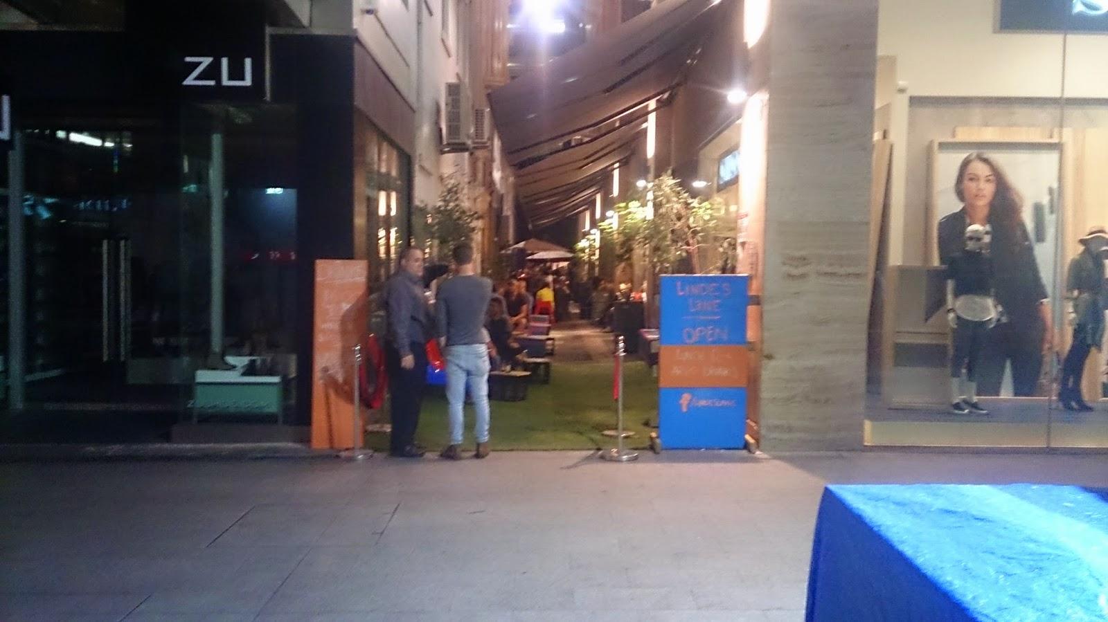 Rundle Mall Laneway Bar