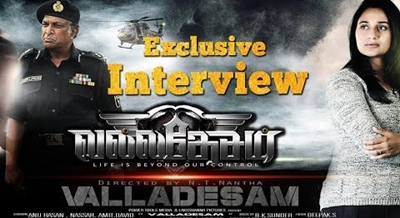 Interview with Team Valadesam – EXCLUSIVE