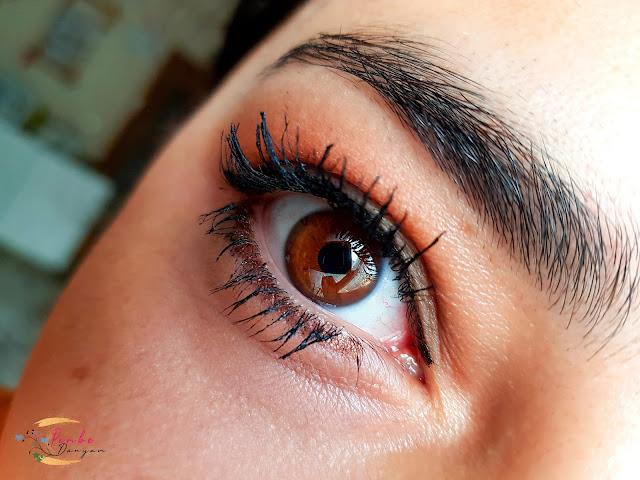 Flormar göz kalemi uygulama