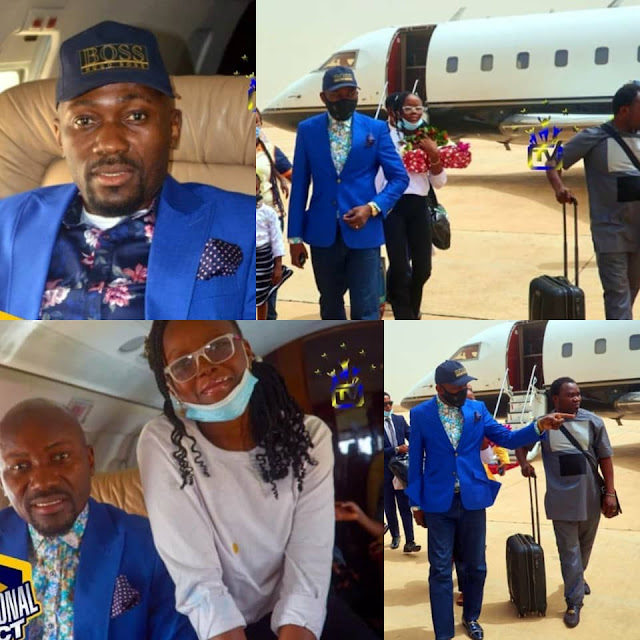 You Have 3 Private Jets Yet Auchi Is The Dirtiest Place - Nigerian Lawyer residing in Japan slams Apostle Suleman