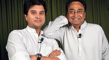ज्योतिरादित्य CM कैंडिडेट बने तो मुझे खुशी होगी: कमलनाथ | MP NEWS