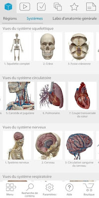 تطبيق Human Anatomy Atlas 2020 للأندرويد, تطبيق Human Anatomy Atlas 2020 مدفوع للأندرويد, Human Anatomy Atlas 2020 apk paid mod pro