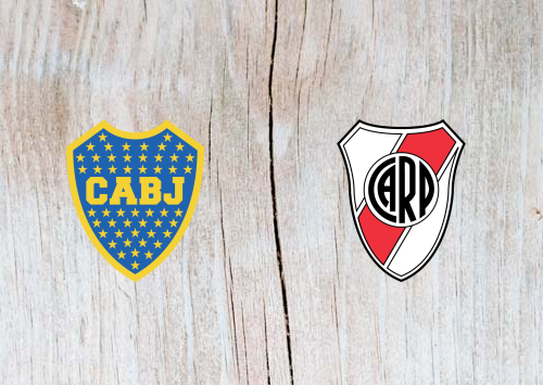 Boca Juniors vs River Plate Full Match & Highlights 11 November 2018