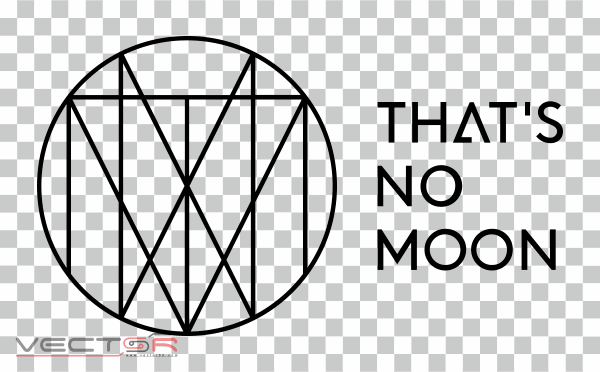 That's No Moon (2021) Logo - Download .PNG (Portable Network Graphics) Transparent Images