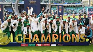 India vs Pakistan Final Highlights - ICC Champions Trophy 2017