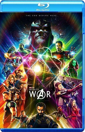 Avengers Infinity War 2018 HDTS 720p