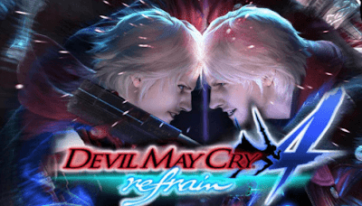 Devil May Cry 4 Refrain APK + OBB Download Mega MOD