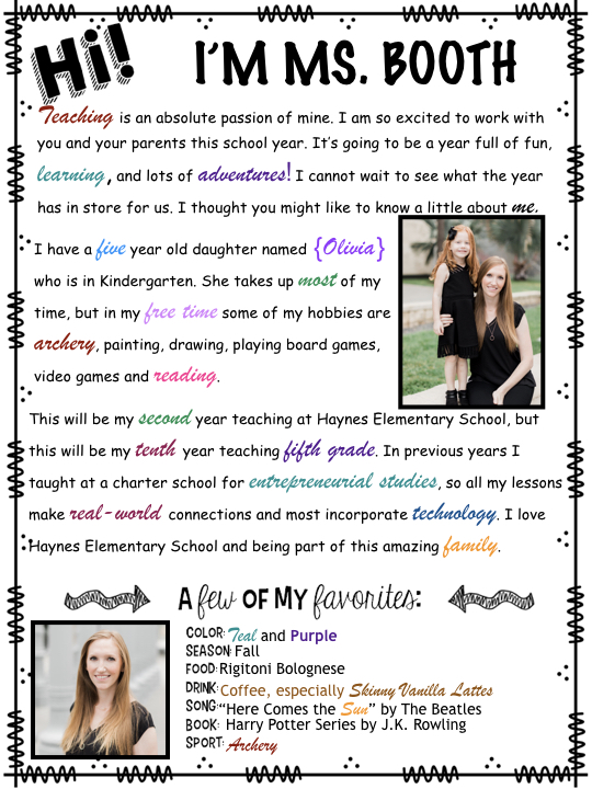 Ms  Booth's Fantastic Fifth Grade: June 2018