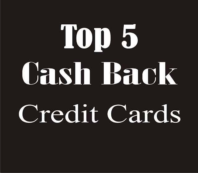 Top CashBack Credit Cards