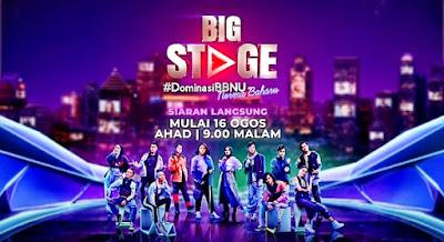 Tonton Video Big Stage 2020 (Minggu 1-8)
