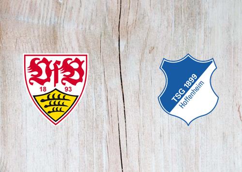 Stuttgart vs Hoffenheim -Highlights 14 March 2021