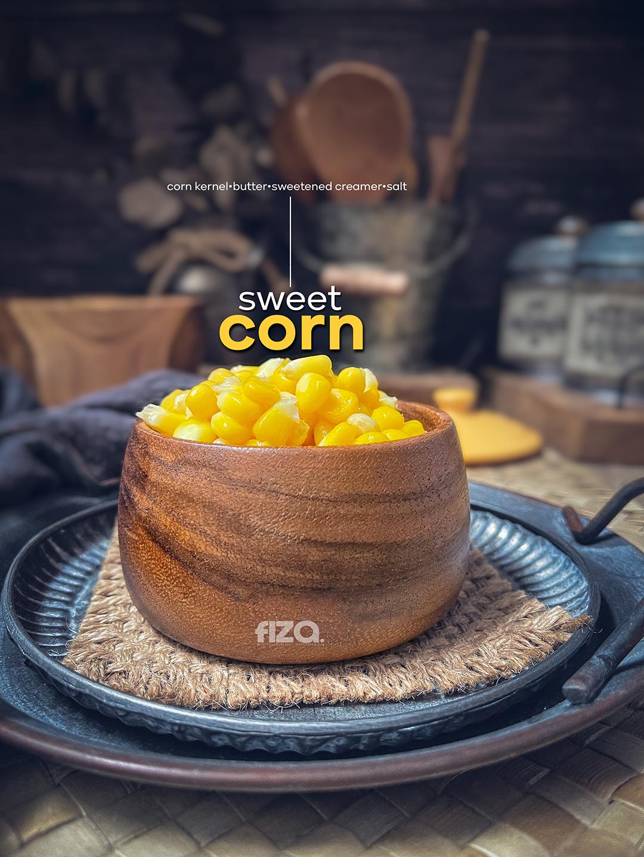 Homemade Sweet Corn