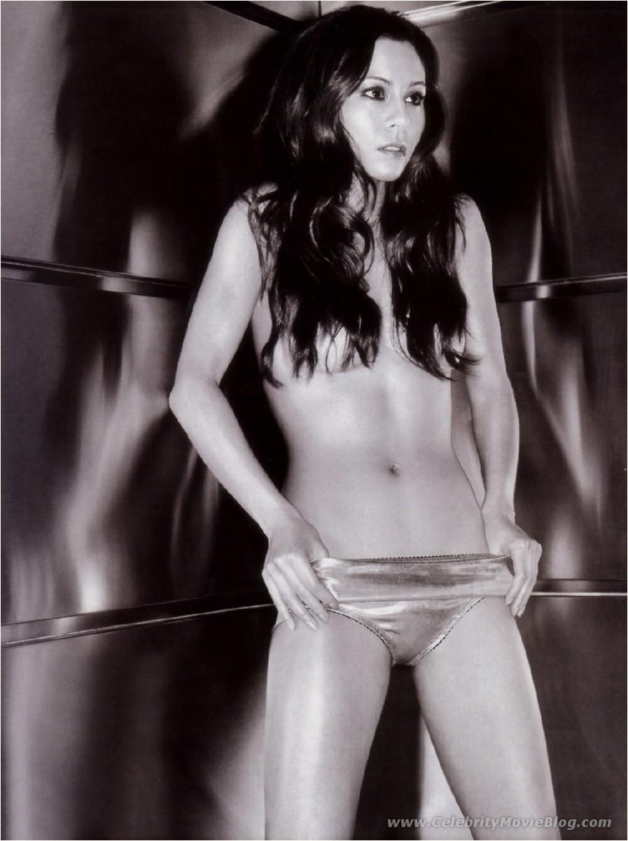 China Chow  Celebrities Nude-2304