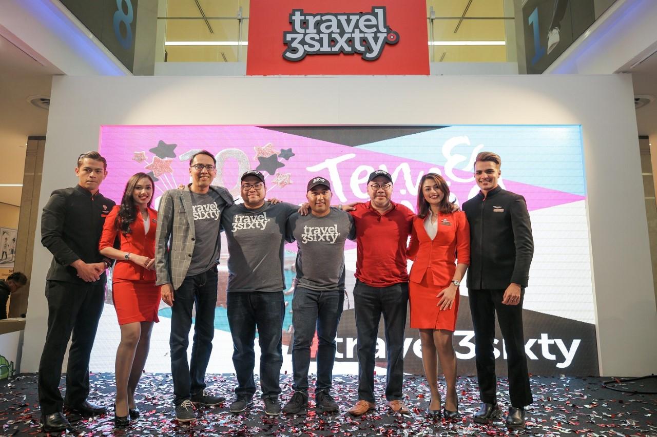 travel 3Sixty magazine of AirAsia