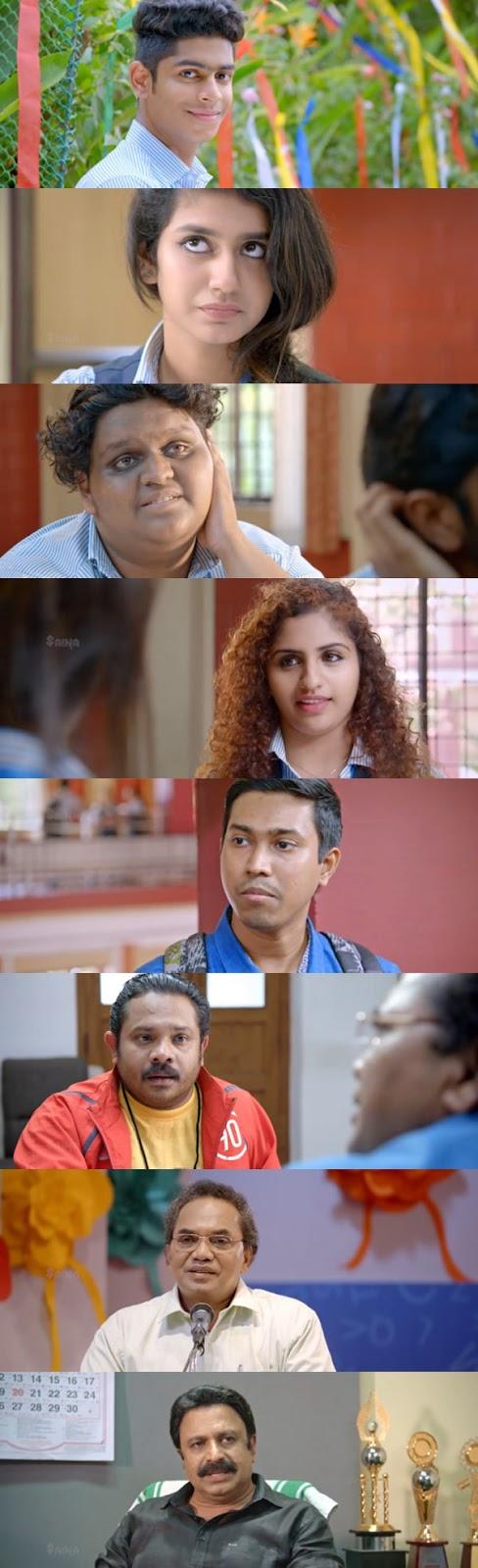 Download Oru Adaar Love 2019 Full Movie Hindi Dubbed 480P -8311