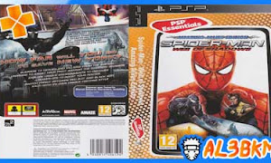 تحميل لعبة Spider-Man: Web of Shadows psp iso مضغوطة لمحاكي ppsspp