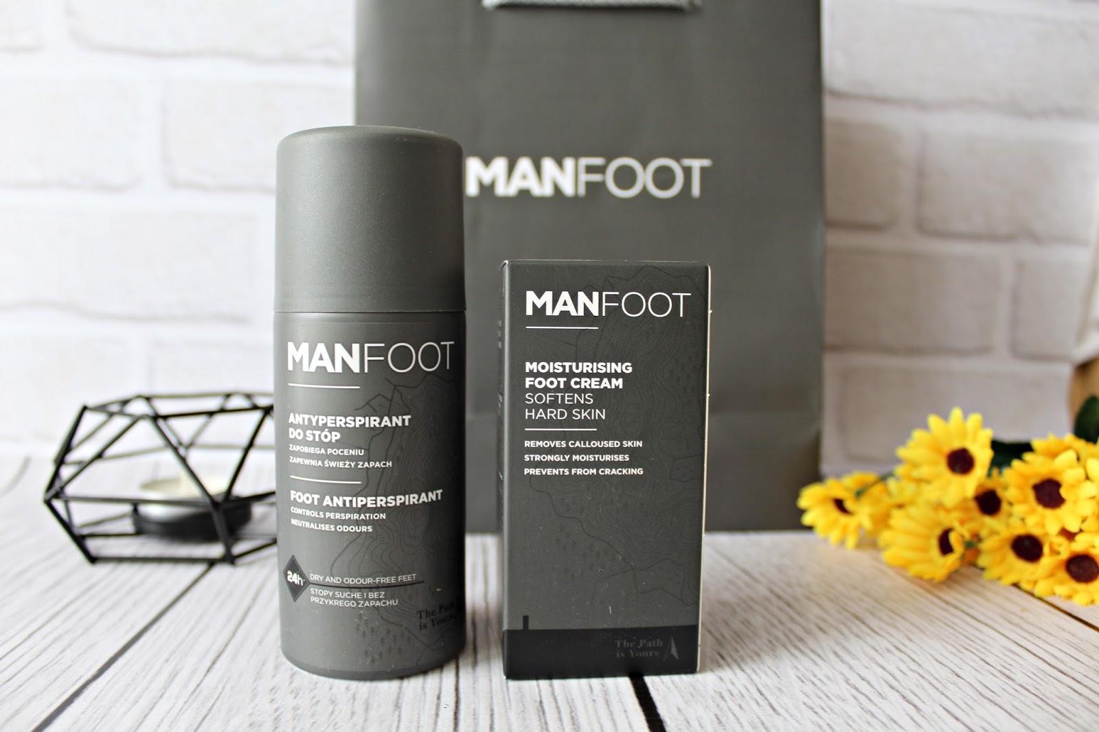 ManFoot - Produkty stworzone dla męskich stóp