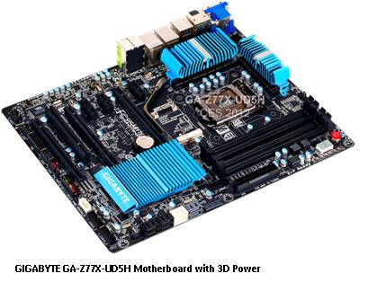 Motherboard terbaru 2012