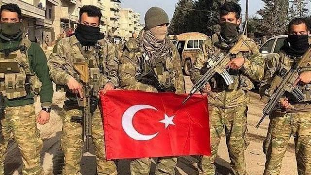80 Tentara Bayaran Turki Mati Dihantam Roket Jet Tempur Rusia