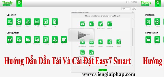 Tìm hiểu về cách cài đặt Easy7Smart