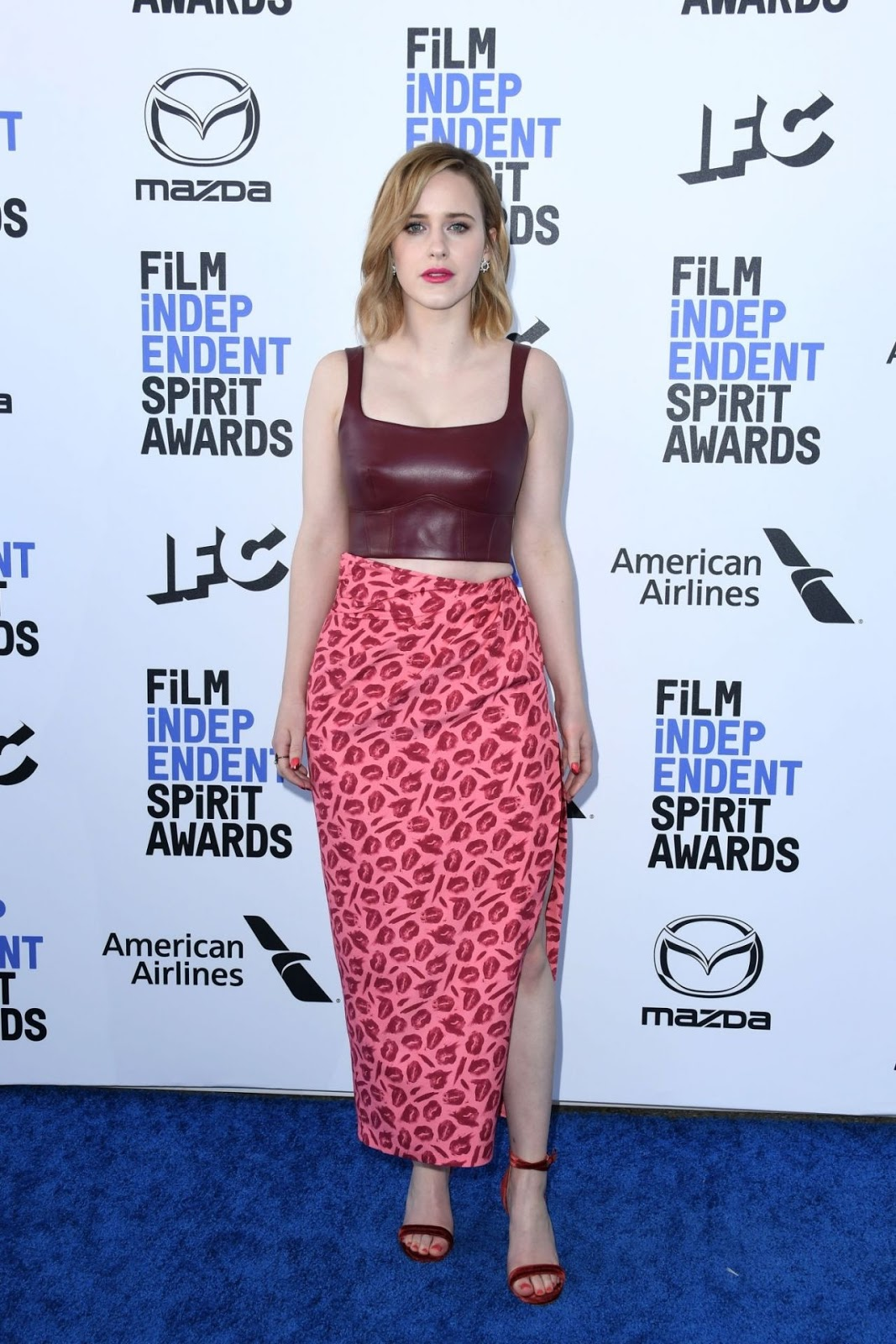 Rachel Brosnahan – Film Independent Spirit Awards 2020