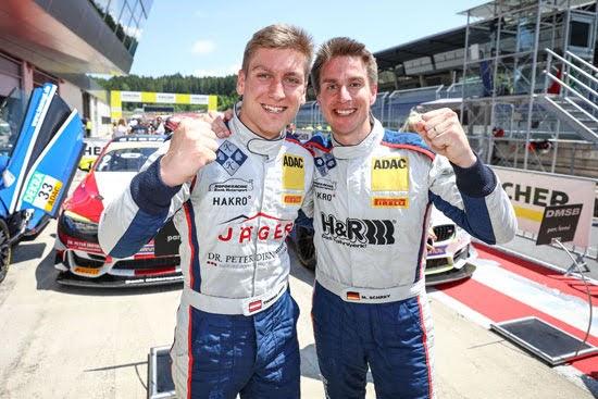 GT4: Schrey und Jäger triumphieren im ersten Rennen am Red Bull Ring