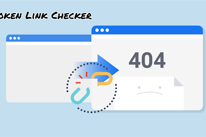 Cara Check Broken Link Pada Blog