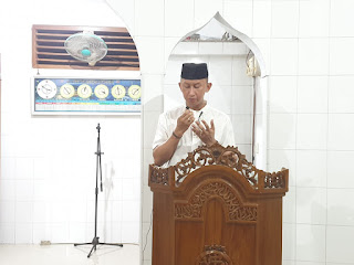 Syiar Ramadhan Kapolres Enrekang Jelaskan Dalil Prokes Dalam Hukum Islam