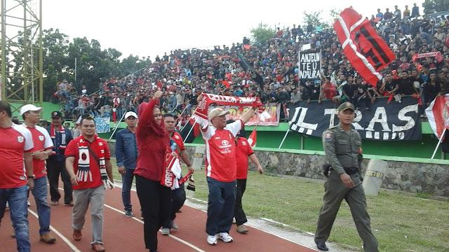 Minggu Besok,Kesebelasan Persika Lawan Lampung Sakti FC di Stadion Singaperbangsa Karawang