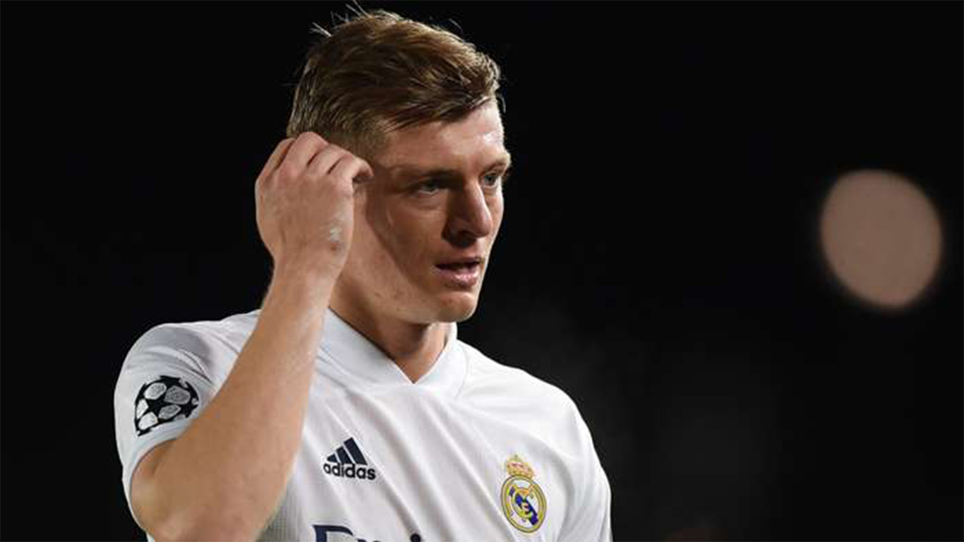 Germany, affected in the adductors, Toni Kroos already returns to Madrid