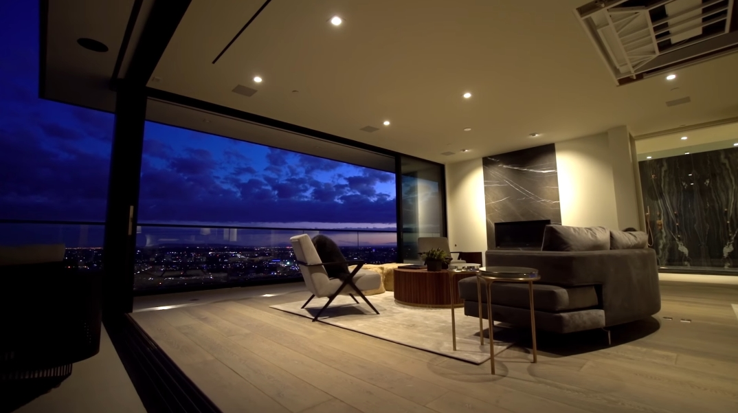 67 Interior Photos vs. Video Tour 1625 Woods Dr, Los Angeles, CA Ultra Luxury Contemporary House