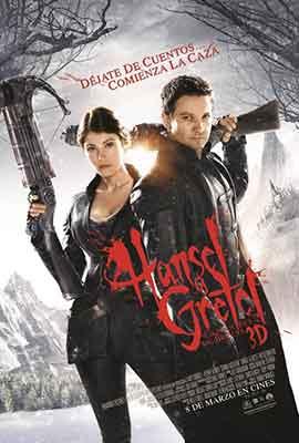 Jeremy Renner y Gemma Arterton se ponen en la piel de Hansen y Gretel