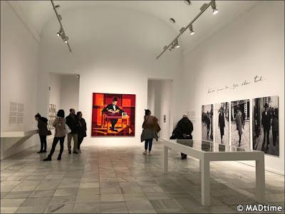 Fernando Pessoa en el Museo Reina Sofía