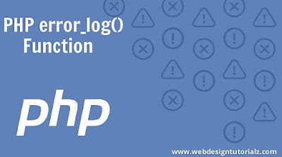PHP error_log() Function