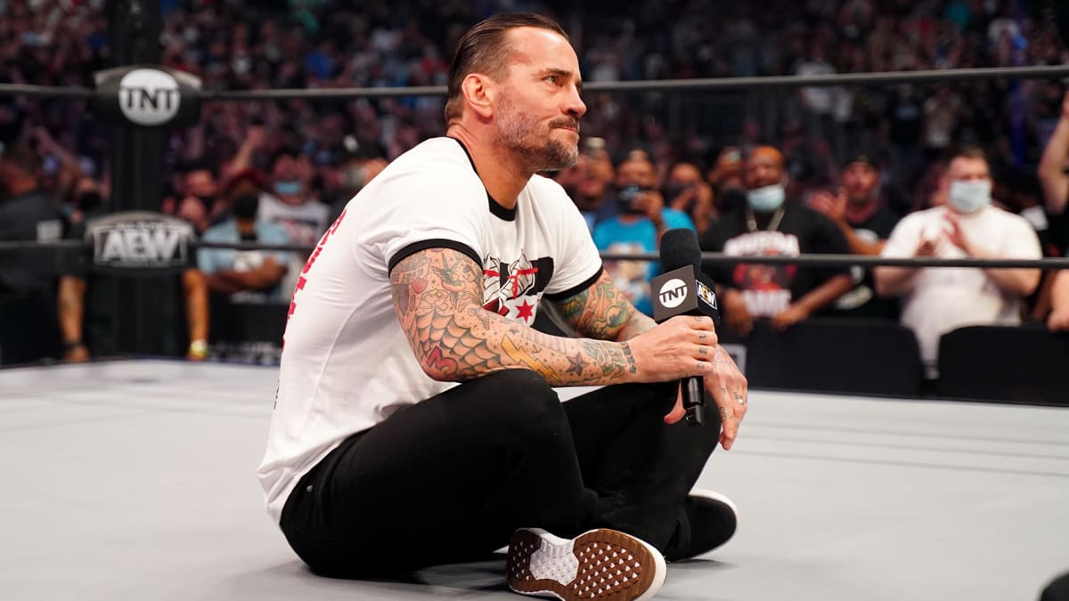 """Jim Cornette sobre a estreia de CM Punk na AEW: """"Foi perfeito"""""""
