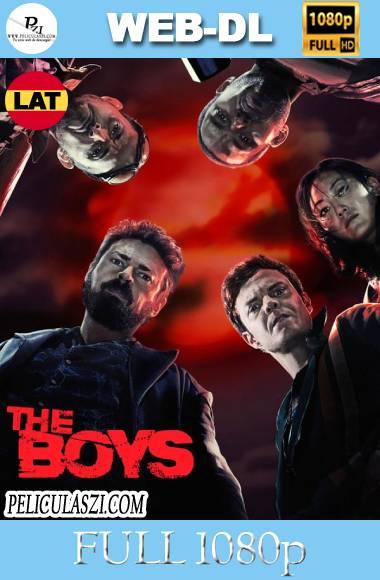 The Boys (2019) Full HD Temporada 1 AMZN WEB-DL 1080p Dual-Latino
