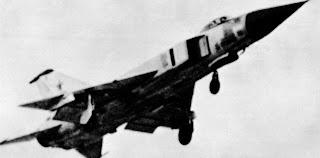 Un Su-15 Flagon-A, prima versione.