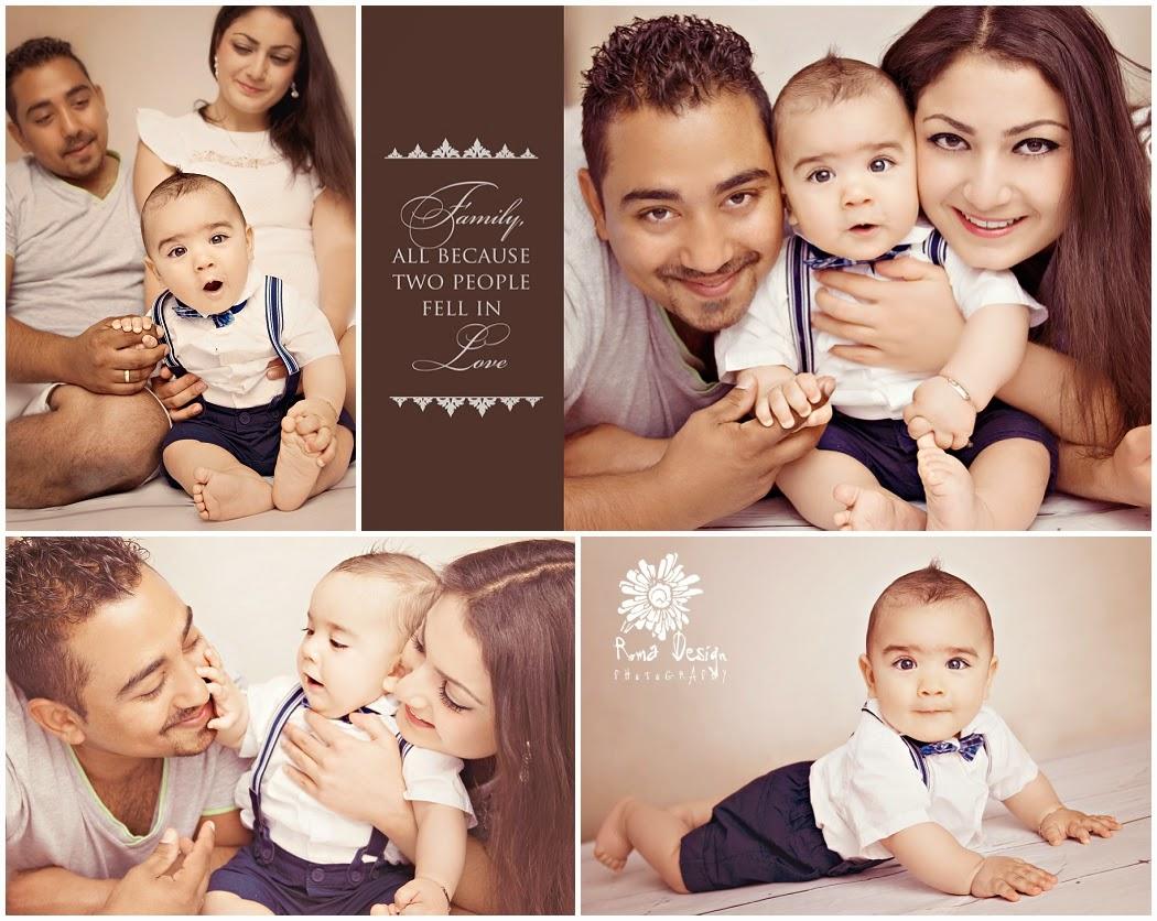 Baby Mit 6 Monaten 6 Monate Baby Mit Blume Stockbild Bild Von
