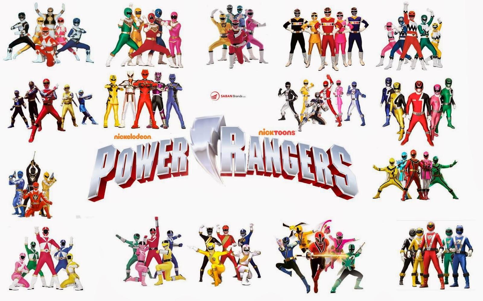 El Blog De Migeru La Gran Historia De Power Rangers Parte 2