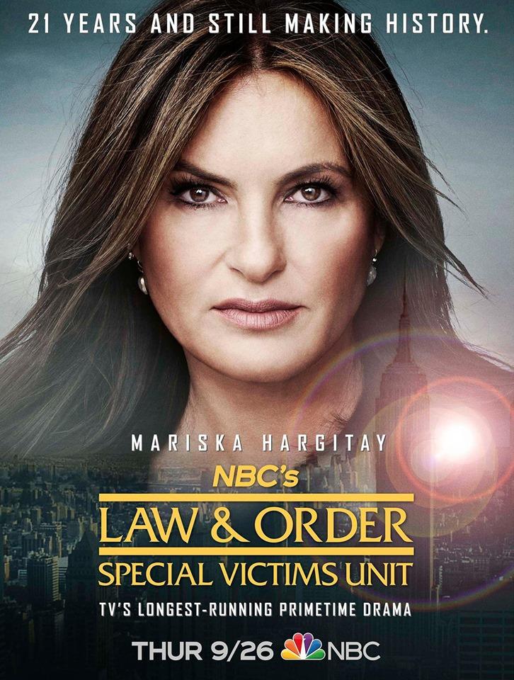 La ley y el orden: UVE Temporada 21 Latino 720p
